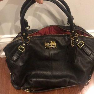 Authentic Coach satchel. Good condition.